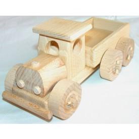 CEEDA CAVITY Dřevěné nákladní auto s korbou
