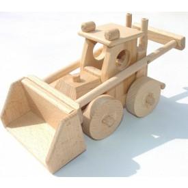CEEDA CAVITY Dřevěný nakladač Bobik