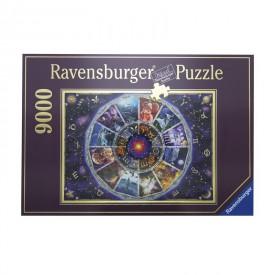 Ravensburger Puzzle Astrologie znamení zvěrokruhu 9000 dílků 178056