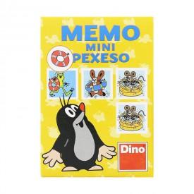 Dino Minipexeso Krtek žlutá krabička