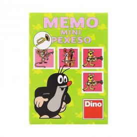 Dino Minipexeso Krtek zelená krabička