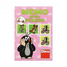Dino Minipexeso Krtek růžová krabička