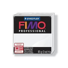FIMO PROFESSIONAL 85g bílá