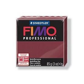 FIMO PROFESSIONAL 85g bordó