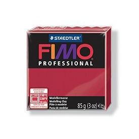 FIMO PROFESSIONAL 85g karmínová