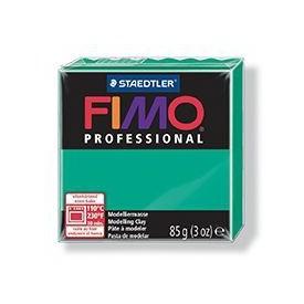 FIMO PROFESSIONAL 85g zelená (základní)