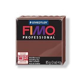 FIMO PROFESSIONAL 85g čokoládová