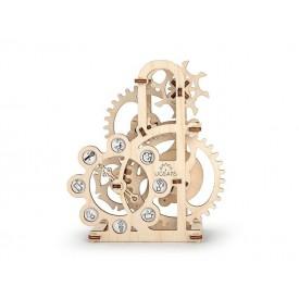 Dřevěná stavebnice 3D mechanické Puzzle - Dynamometr