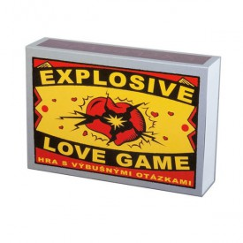 DINO Hra Explosive Love Game