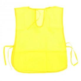 Wiky Oboustranná zástěra vel. S 45 x 36 cm žlutá