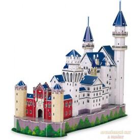 3D puzzle Zámek Neuschwainstein