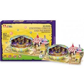 3D puzzle Cirkus
