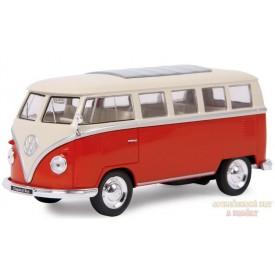 Kovový model auta VW Classical Bus