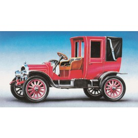 SMĚR plastikový model auta Packerd Landaulet 1912