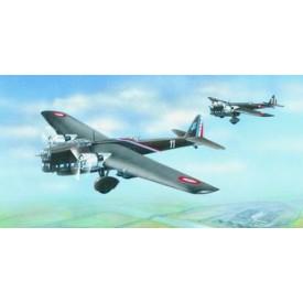 SMĚR Plastikový model letadla Amiot 143