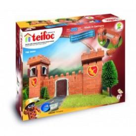 Stavebnice Teifoc 3585 Rytířský hrad