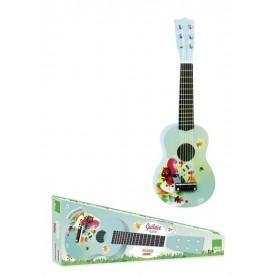 Vilac dětské hudební nástroje - Kytara Woodland