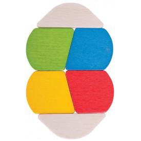 Bigjigs Toys  - dřevěná hračka První Twister