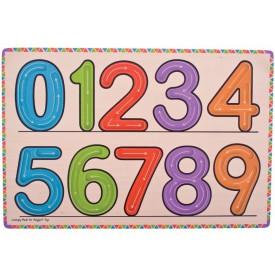 Bigjigs Toys - Jak se píšou čísla