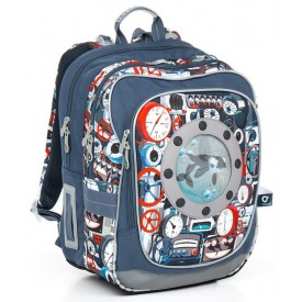 TOPGAL Školní batoh Tyrquise CHI 791