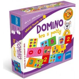 Granna Domino – hra s počty