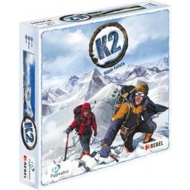 K2 - desková hra