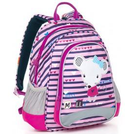 TOPGAL Dětský batoh Pink CHI 838