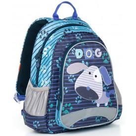 TOPGAL Dětský batoh Blue CHI 836