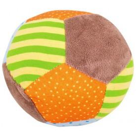 Bigjigs Toys textilní motorická koule - Opička