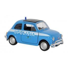 Model automobilu Fiat Nuova 500 – Polizia