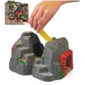 Vláčkodráhy Brio - Kamenný tunel se zvukovým systémem