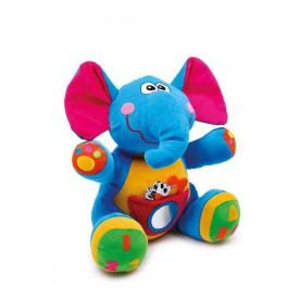 Textilní hračky - Slon Linus