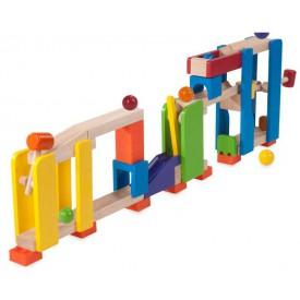 Dřevěná kuličková dráha TRIX - Rána kladivem