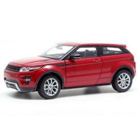 Welly - Land Rover Evoque 1:24 červený