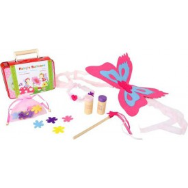 Hračky pro holky - Dětský kufr Vílí sada