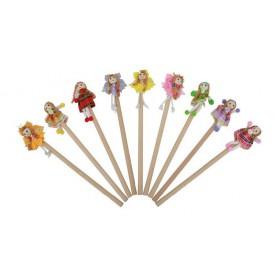 Sada tužek - Květinové dívky
