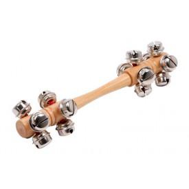 Dětské hudební nástroje - Dřevěné chrastítko