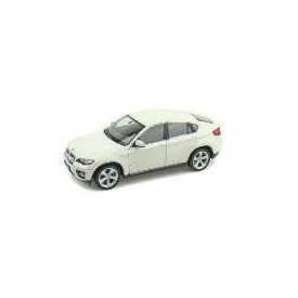 Welly - BMW X6 1:24 krémová