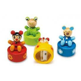 Dřevěné hračky - Školní pomůcky - Ořezávátko
