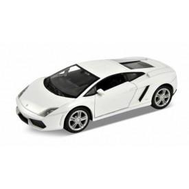 Welly -  Lamborghini Gallardo LP560-4 1:34 bílé