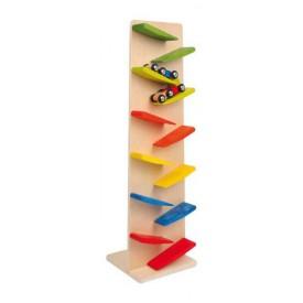 Dřevěné hračky - Kaskádová věž Zip-Zap, Deluxe
