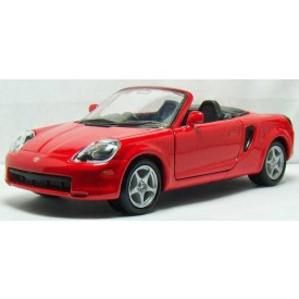 Welly - Toyota MR2 Spyder 1:34 červená