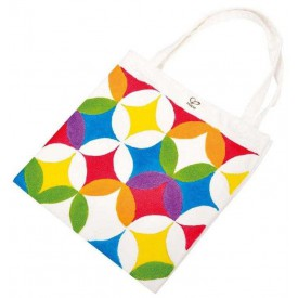 HAPE hračky - malování na tašku