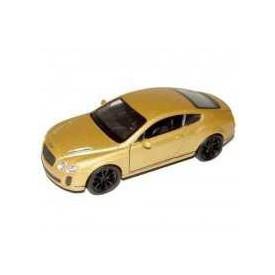 Welly - Bentley Continental Supersports 1:34 zlaté