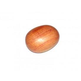 Dřevěná dekorace - hmatka - Valounek