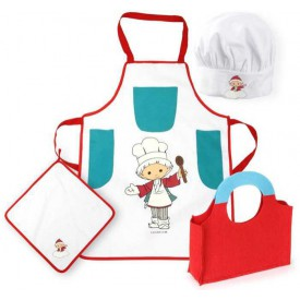 Dětská kuchyňská sada na vaření