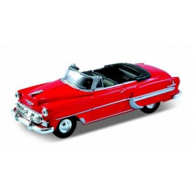 Welly - Chevrolet 53 Bel Air 1:34 červený