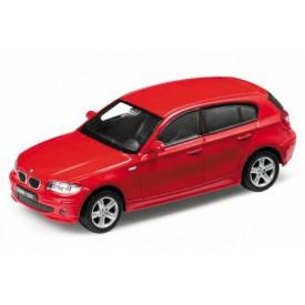 Welly - BMW 120 1:34 červené