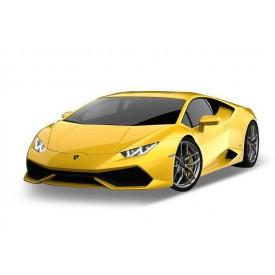Welly - Lamborghini Huracán LP610-4 STI 1:34 žluté
