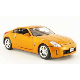 Welly -  Nissan Fairlady Z 1:34 zlatý